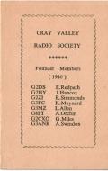CVRS Membership card